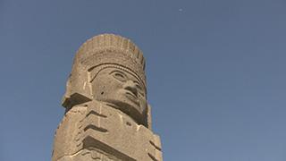 メキシコ/トゥーラ遺跡