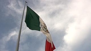 メキシコ/メキシコシティ/ソカロ広場