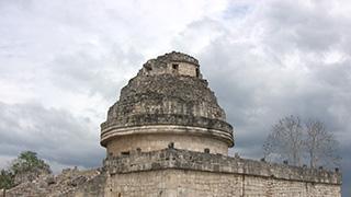 メキシコ/チチェン・イッツァ遺跡