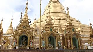 ミャンマー/ヤンゴン/シュエダゴン・パゴダ