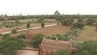 ミャンマー/バガン遺跡群