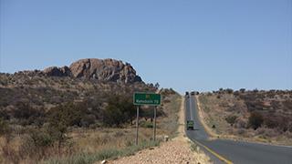 ナミビア/ナミブ砂漠周辺