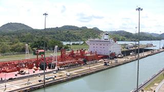 パナマ/パナマシティ/パナマ運河