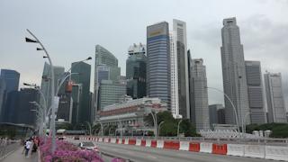 シンガポール/金融街