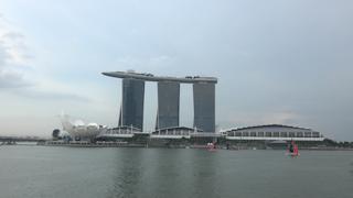シンガポール/マリーナベイ・サンズ