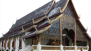 タイ/チェンマイ/ワット・チェン・マン