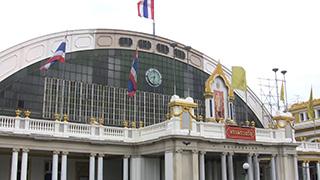 タイ/バンコク/フアランポーン駅