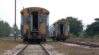 タイ/カンチャナブリ/カンチャナブリ駅