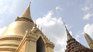 タイ/バンコク/ワット・プラケーオ