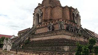 タイ/チェンマイ/ワット・チェディ・ルアン