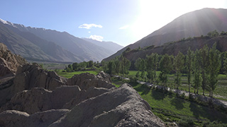 タジキスタン/パミール高原