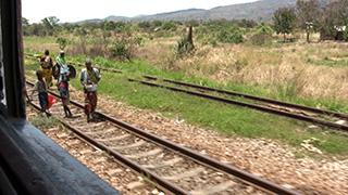 タンザニア/タンザン鉄道