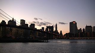 アメリカ/ニューヨーク/ブルックリン/ブルックリン・ブリッジ
