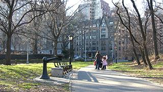 アメリカ/ニューヨーク/マンハッタン/セントラルパーク