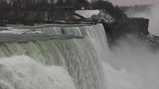 アメリカ/ナイアガラフォールズ/ナイアガラの滝