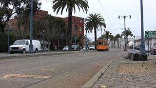 アメリカ/サンフランシスコ