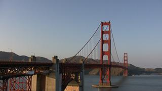 アメリカ/サンフランシスコ/ゴールデンゲートブリッジ