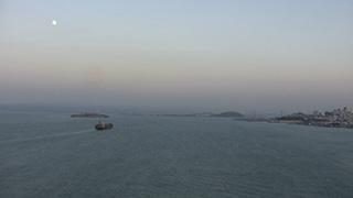 アメリカ/サンフランシスコ/ゴールデンゲート海峡
