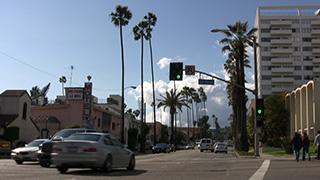 アメリカ/ロサンゼルス/ハリウッド