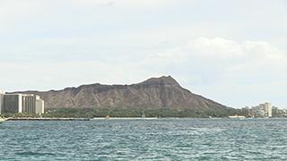 アメリカ/ハワイ/オアフ島/ダイヤモンドヘッド