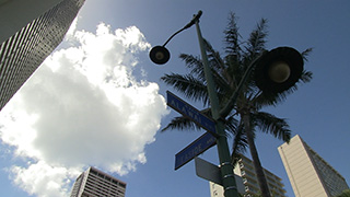 アメリカ/ハワイ/オアフ島/ワイキキ