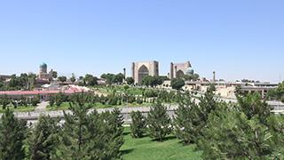 ウズベキスタン/サマルカンド