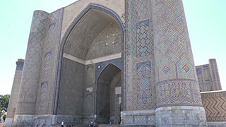 ウズベキスタン/サマルカンド/ビビハニム・モスク