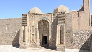 ウズベキスタン/ブハラ/マゴキ・アッタリ・モスク