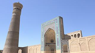 ウズベキスタン/ブハラ/カラーン・モスク