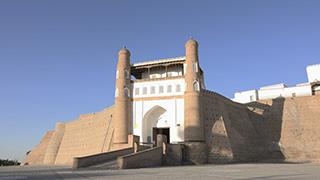 ウズベキスタン/ブハラ/アルク城