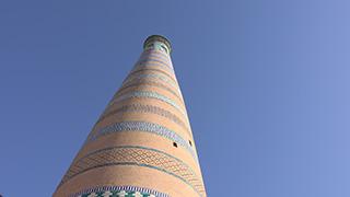 ウズベキスタン/ヒヴァ/イチャン・カラ/イスラム・フッジャ・マドラサ