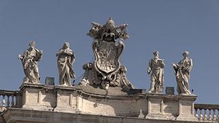 バチカン市国/サン・ピエトロ広場