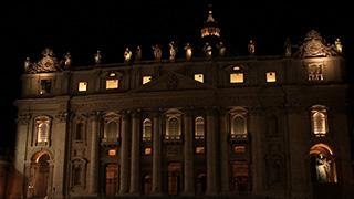 バチカン市国/サン・ピエトロ大聖堂