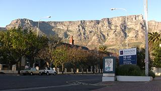 南アフリカ/ケープタウン/テーブルマウンテン