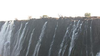 ザンビア/ビクトリアの滝