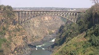 ザンビア/ビクトリアフォールズブリッジ